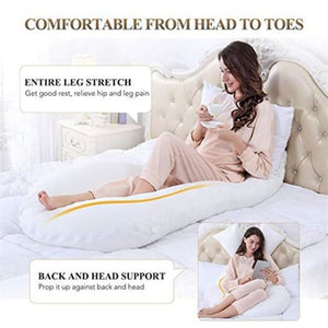 U-Shaped Nap Pillow Cushion - Women