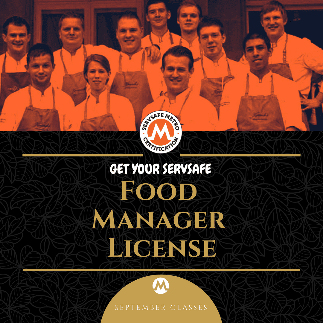 How To Get Started With Servsafe Food Manager Safety Certification