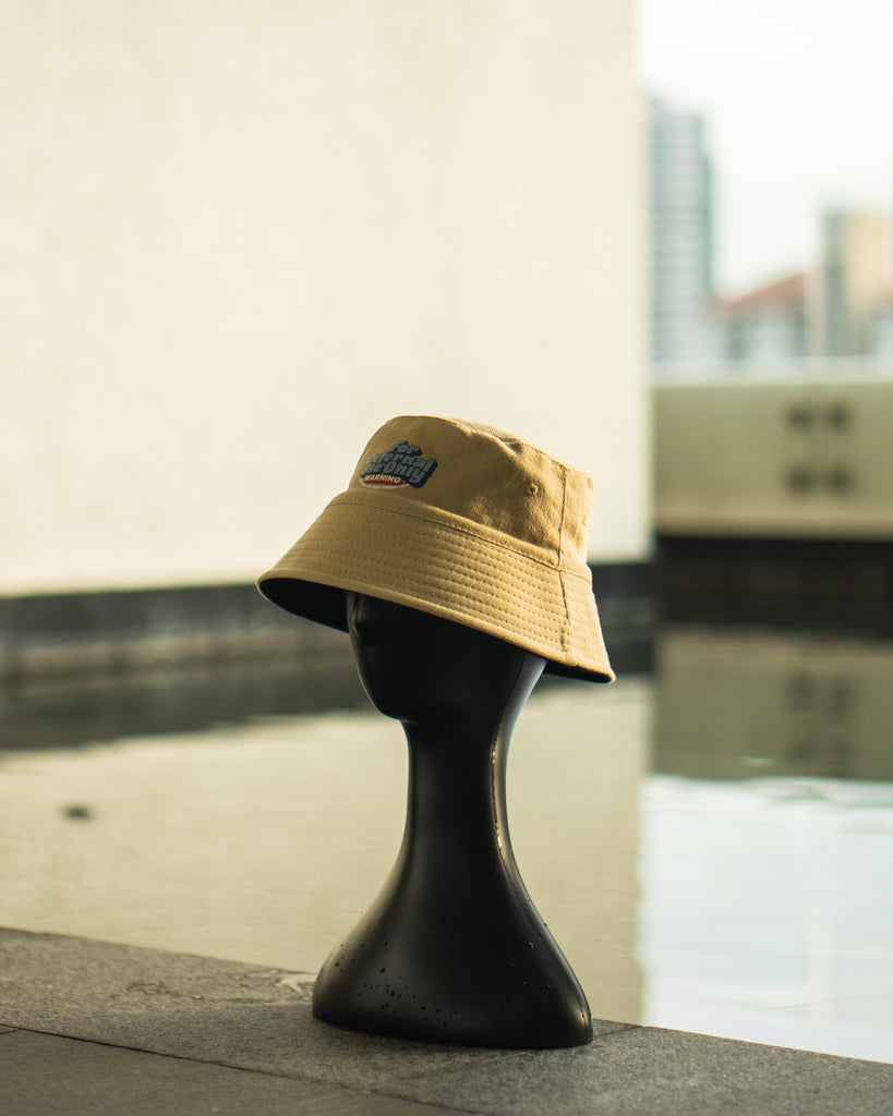 Designer Bucket Hat Name Personalized Gift to Impress