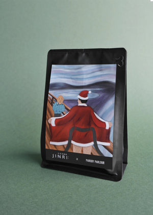 JINRI Peru Coffee Bean - Xmas limited edition