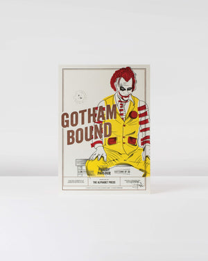 GOTHAM BOUND - WHY SO HUNGRY?