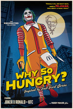 WHY SO HUNGRY?
