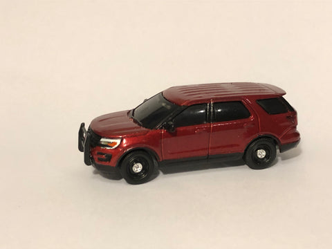 Police cars with lights – Diecast Hero Police Customs