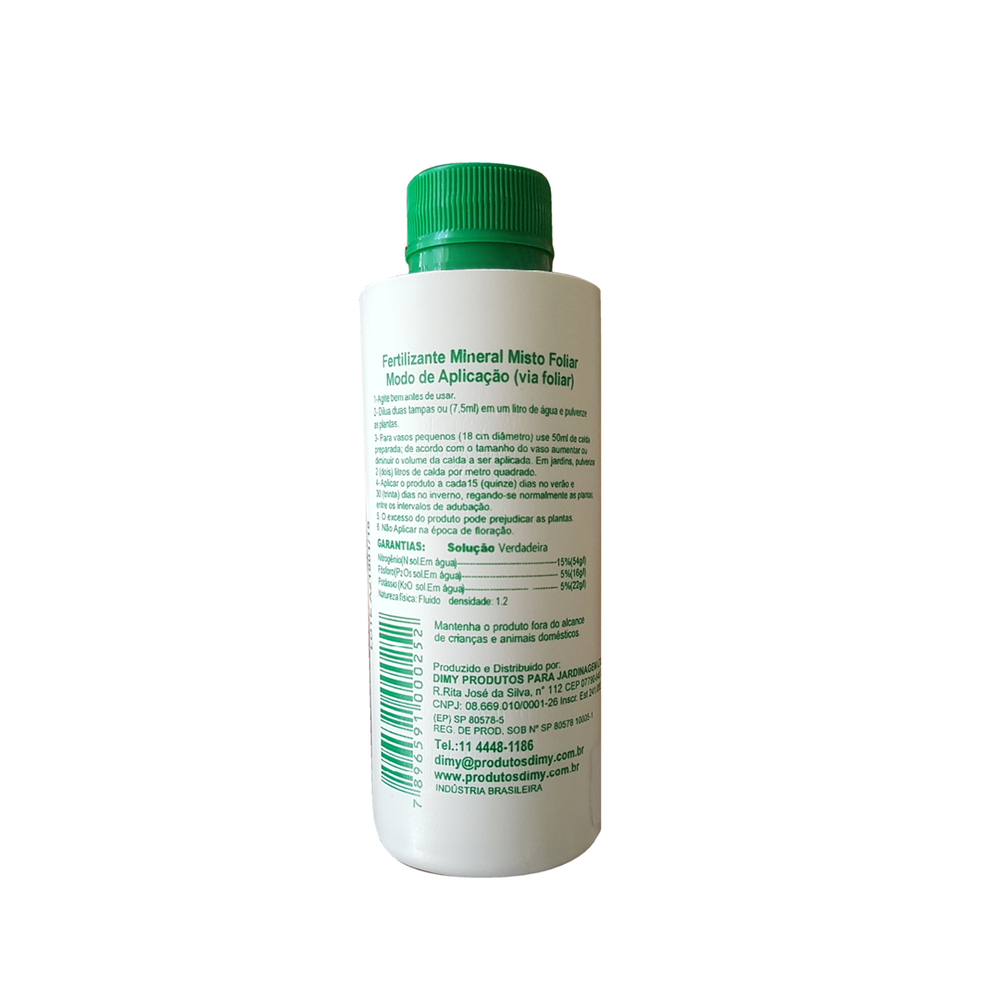 ADUBO FOLIAR DIMY 120ML