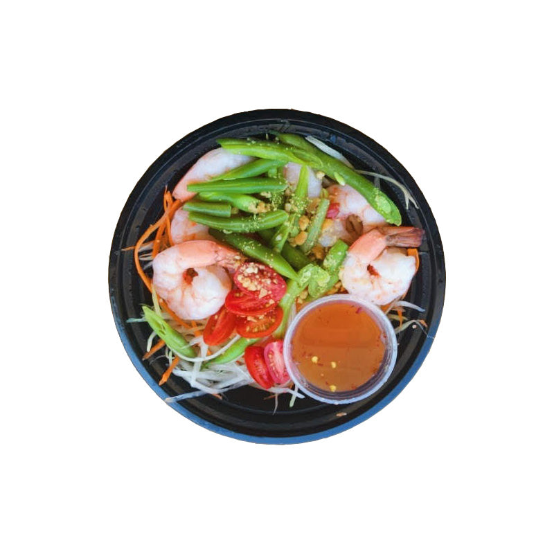 Thai Shrimp Papaya Salad