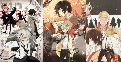 Bungou Stray Dogs-story