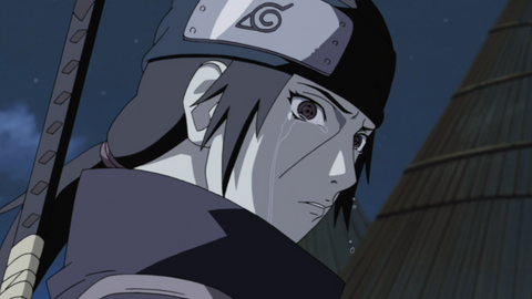 Itachi -Crying