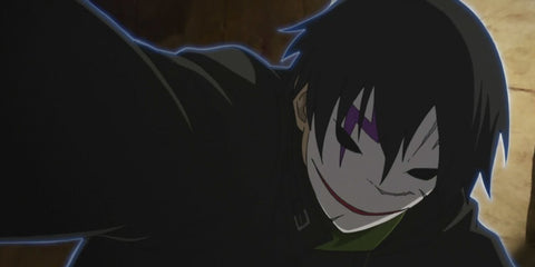 darker than black-anime