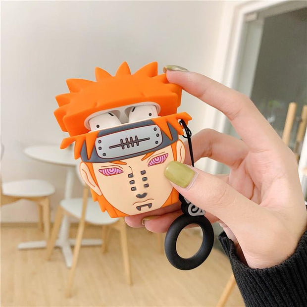 Naruto Pain Headphone Cases For Airpods 1 / 2-Animerevolt