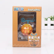 one piece devil fruit flame-flame & gum-gum Ace Luffy-Animerevolt