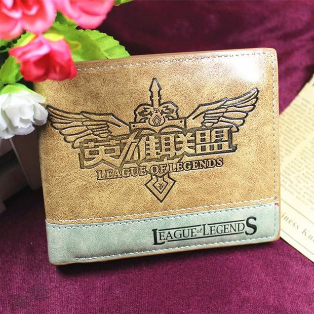 Anime Woman/Man Wallet-Animerevolt
