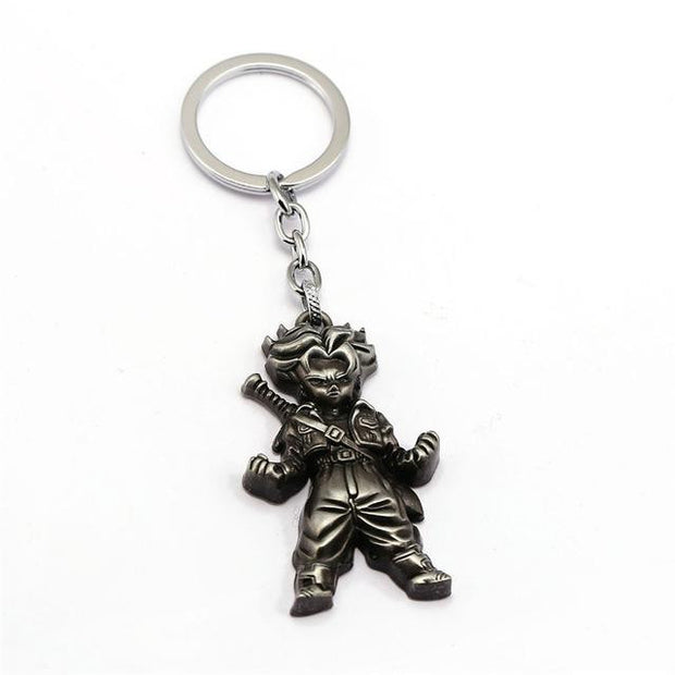 Dragon Ball Keychain Key Ring Holder-Animerevolt