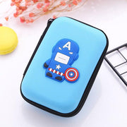 Silicone Coin Purse Pokemon Pikachu Earphone Holder-Animerevolt