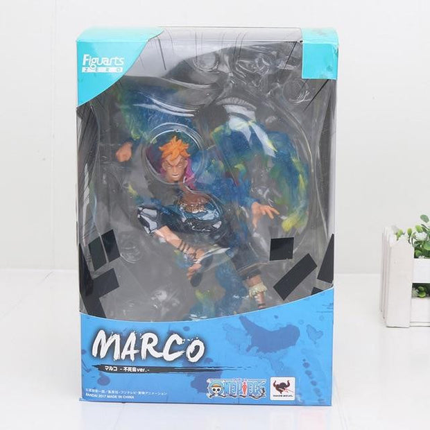 One Piece Marco Action Figure-Animerevolt