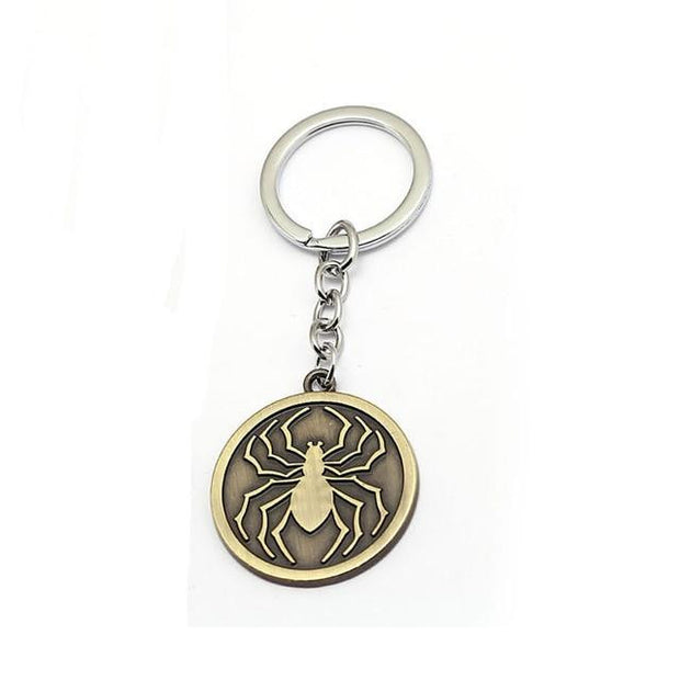 Hunter x Hunter Keychain KURORO Spider Key Ring-Animerevolt
