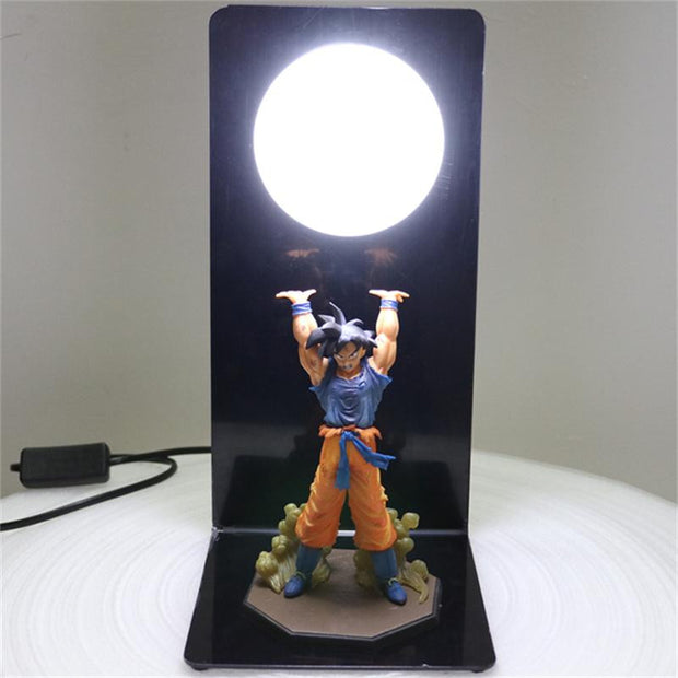 Dragon Ball Z Action Figures Goku-Animerevolt