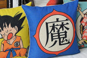 Dragon Ball Printed Cushion Cover Home Decorative Pillow-Animerevolt