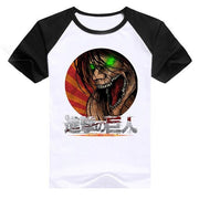 New Attack on Titans T-Shirt-Animerevolt