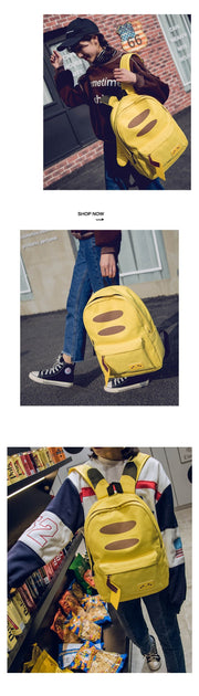 Pokemon Go Pikachu Backpack-Animerevolt