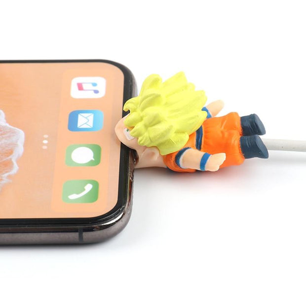 Cable bite protector for iphone cord organizer cable-Animerevolt