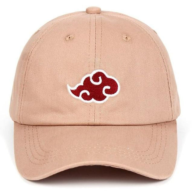 100% Cotton Akatsuki Cap-Animerevolt