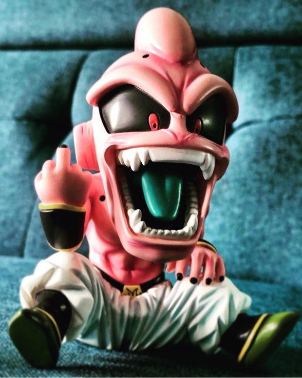 Dragon Ball Z Majin Buu action figure-Animerevolt