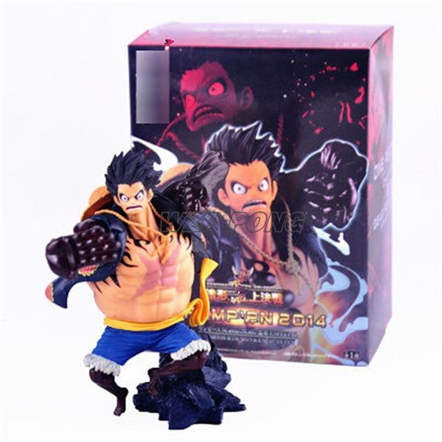 Monkey D Luffy Gear 4 Bound Man King Kong Gun Model-Animerevolt