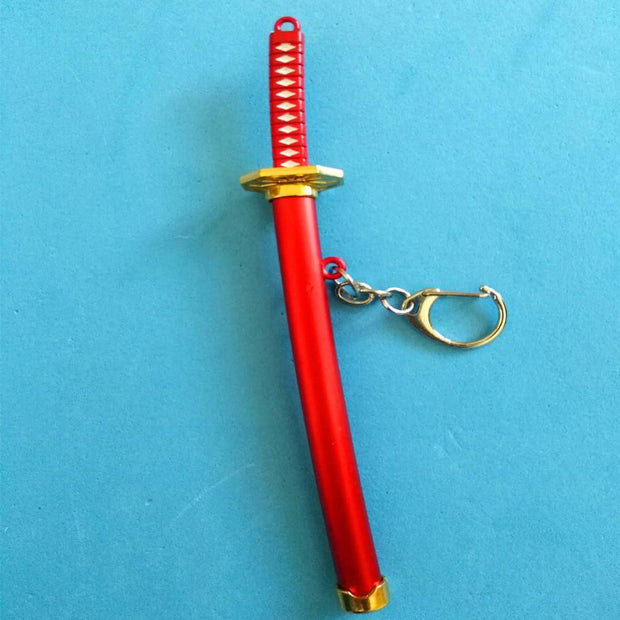 Mini Weapons Keychain-Animerevolt