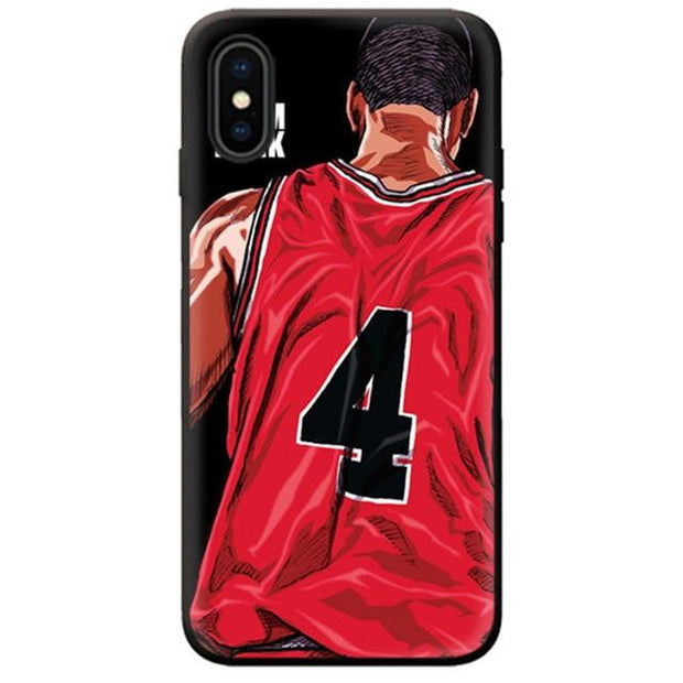 Slam Dunk Phone Case for iPhone-Animerevolt
