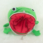 Uzumaki Anime Naruto Frog Coin Purse Wallet-Animerevolt