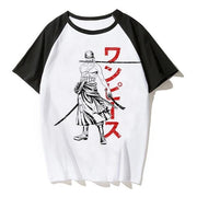 One Piece Luffy T-Shirts-Animerevolt