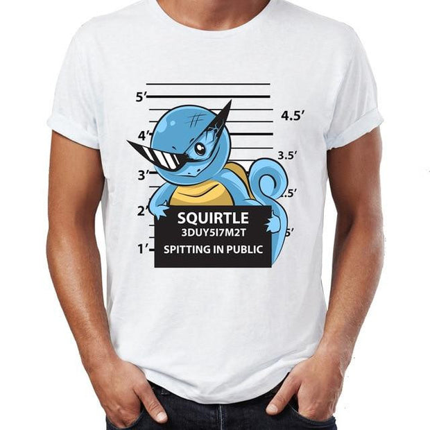 Badass Pokemon T-shirts-Animerevolt