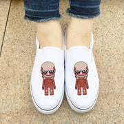 Attack on Titan Anime Women Men Casual Shoes-Animerevolt