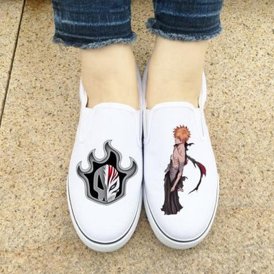 Limited Edition: Bleach Sneakers-Animerevolt