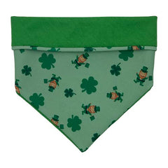 St Patricks Dog Bandana
