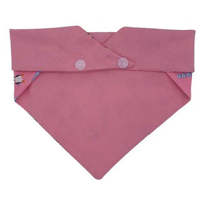 Pink Dog Bandana Winter Luxury Australia