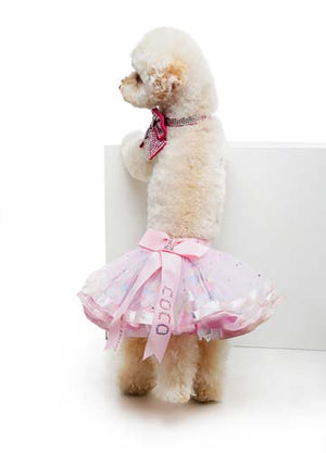 Dog Tutu Designer Luxury Australia