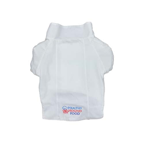 Dog Chef Jacket- Authentic Dog Costume