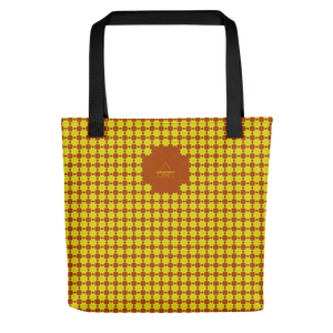 fec08ade5b Architect bags Chicago yellow flowers tote bag – Architect Bags