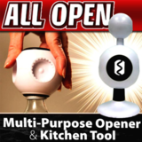 (70% OFF LAST DAY PROMOTIONS)8 in 1 Multifunctional opener & kitchen appliance