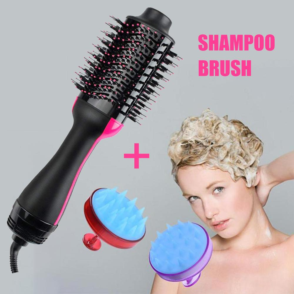 50% OFF LAST DAY PEOMOTIONS-One-Step Hair Dryer & Volumizing Styler+Free Gift Valued $12.99