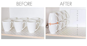 Coffee Mug Organizers and Storage