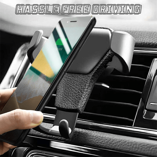 Automatic clamping Wireless Car Charger Mount(Buy 2 Free Shipping)