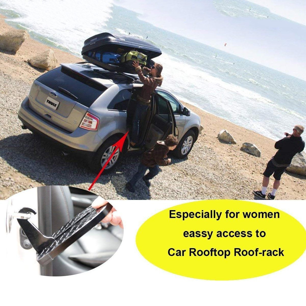 Universal  Car Assist Pedal-2 PACK