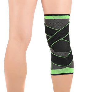 45% OFF LAST DAY PROMOYIONS-3D Knee Compression Pad