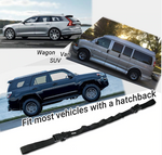 Heavy Duty Vehicle Interior Rod Racking System-(2 Packs)