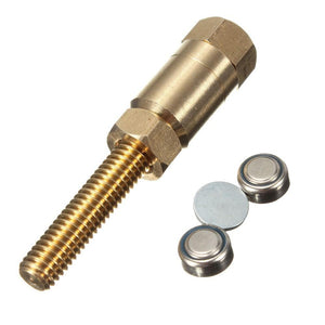 (Only $9.99 Only Today Buy 3 Free Shipping)Nut Off Bolt Screw Close Up Magic Trick Micro Psychic Rotating