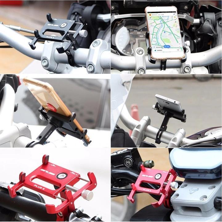 Strong & Durable-Motorcycle Cellphone Holder