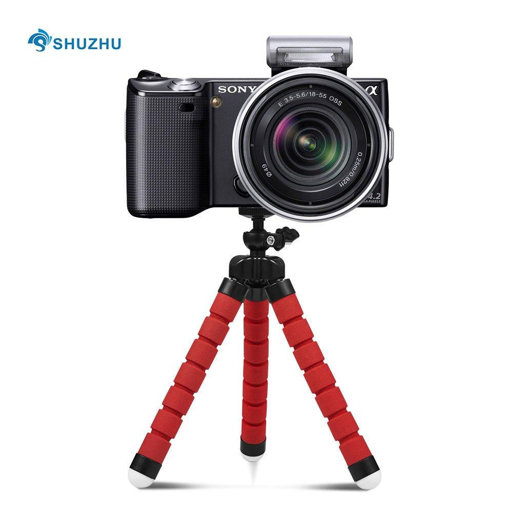 Premium Phone Tripod, Flexible Tripod with Wireless Remote Shutter