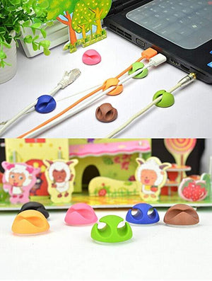 [SALE 2.99 ONLY Today BUY10 Free Shipping ]Multipurpose Cable Clips
